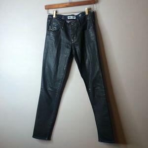 Diesel x edun black jeans 25